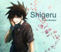 -Shigeru- by R-SRaven on DeviantArt I Miss Him, Love Him, Gen 1 Pokemon, Gary Oak, Satoshi Tajiri, Green Pokemon, Card Games, Comic Books, Deviantart