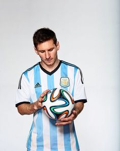 For several years, Lionel Messi has been considered the best player in the world, but has underperformed for the Argentina national team.
