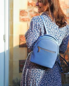 Fiorelli backpack. Fiorelli, Fashion Backpack, Backpacks, Photo And Video, Blue, Instagram, Backpack