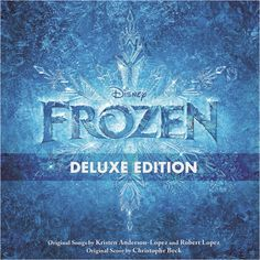 [REVIEW] Frozen (Original Motion Picture Soundtrack) [Deluxe Edition] - http://www.rotoscopers.com/2013/11/26/review-frozen-original-motion-picture-soundtrack-deluxe-edition/