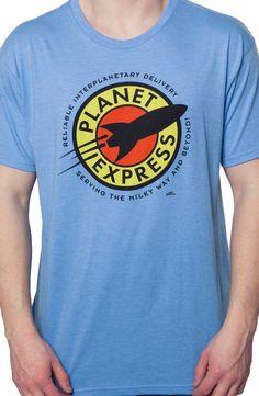 Planet Express Shirt