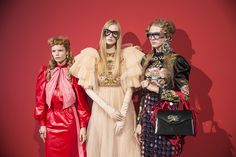 CR Fashion Book - BEHIND THE SCENES AT GUCCI SPRING 2017