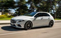 2018 Mercedes-Benz A-class review (video)