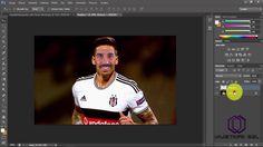 Yüz değiştirme nasıl yapılır? | Photoshop dersleri: selamlar! yine bir… #NasılYapılır #kodlama #photoshopaction #photoshopdersleri