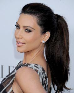 La evolución 'beauty' de Kim Kardashian