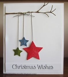 Take your creative skills to the next level with these unique homemade Christmas cards.See more ideas about DIY Christmas Cards Quick And Easy To Make . holiday DIY Christmas Cards Quick And Easy To Make Diy Christmas Cards, Noel Christmas, Christmas Wishes, Christmas Decorations, Christmas Ornaments, Christmas Movies, Childrens Homemade Christmas Cards, Christmas Projects, Recycled Christmas Cards