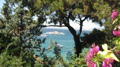 View from Buyukada /Istanbul