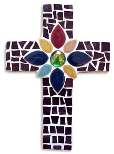 mosiac cross