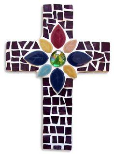 mosiac cross