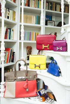 A little Hermès never hurt. http://thecoveteur.com/Air_France_Madame