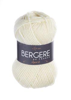 SPORT  Needles - Aiguilles 4  Crochet hook - Crochet 4  51% Laine peignée - Worsted wool  49% Acrylique - Acrylic