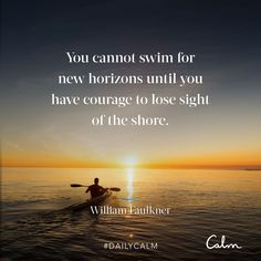 Calm is the app for sleep and meditation. Join the millions experiencing better sleep, lower stress, and less anxiety. Nelson Mandela, Martin Luther King, William Faulkner Quotes, Wisdom Quotes, Life Quotes, Encouragement Quotes, Spiritual Quotes, Calm App, Daily Calm
