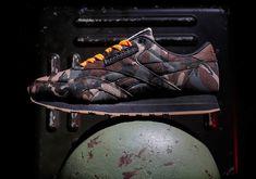 dc3b9f423d14e Reebok Classic Canvas Shoe Palace