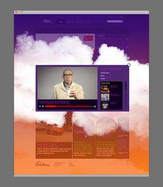 Cadbury Website | Designer: MmDesign | Image 2 of 4