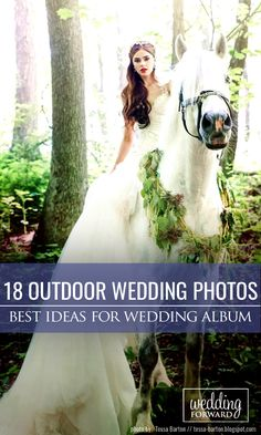 24 Best Ideas For Outdoor Wedding Photos ❤ Outdoor wedding photos are imbued with a special romance and mystery. See more: http://www.weddingforward.com/outdoor-wedding-photos/ #wedding #photos #outdoor