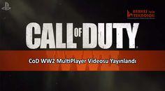 Sony'nin E3 2017 konferansında Call of Duty: WW2'nin yeni çoklu oyuncu modlarını gösteren videosu yayınlandı. Çıkış tarihi de açıklandı.
