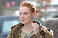 Cool! Kate Bosworth Went Ginger