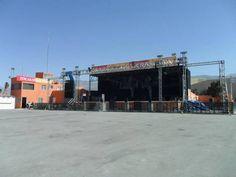 Teatro del Pueblo : En las Instalaciones de la Feria de Saltillo.   bitacoravisual