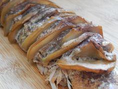 Pork tenderloin with apples, cinnamon & brown sugar – Drizzle Me Skinny!