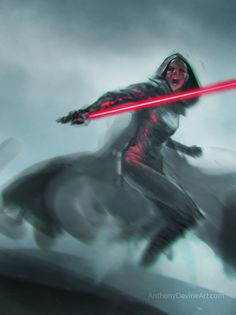 Sith Sketch by AnthonyDevine on DeviantArt