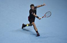 Rafael Nadal x Stan Wawrinka Torneio dos Campeões da ATP Finals (Foto: Reuters)