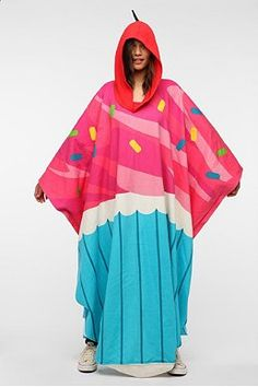 Cupcake snuggy perfect for Kim Franklin