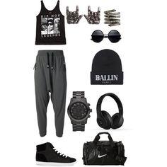 Hiphop dancer kıyafeti
