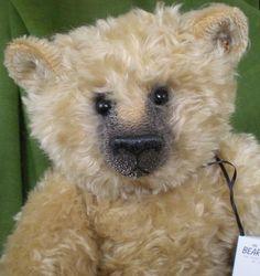 Matti - Bisson Bears by Gail Thornton - OOAK edition - Year 2003
