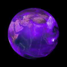 size: Photographic Print: Black Carbon, a Short-Lived Particle, is in Perpetual Motion across the Globe : Subjects Earth Poster, Perpetual Motion, Nasa Images, Space And Astronomy, Image Of The Day, Carbon Black, All Things Purple, Purple Aesthetic, To Infinity And Beyond
