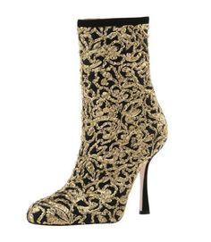 Oscar Dela Renta Broque shoe
