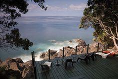 Esplanada do mar || Sea Lounge