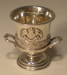 Champaigne Cooler Sterling Silver by Don Henry