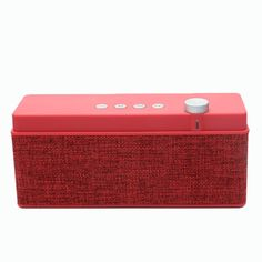 >> Click to Buy << NEW Fabric art speaker bluetooth portable HIFI woofer FM TF U disk AUX square CUBE wireless enceinte bluetooth portable puissant #Affiliate
