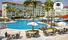 Groupon - Tauá Hotel & Convention Atibaia (SP): até 5 noites para 2 (opções em feriados e Carnaval) + pensão completa em Atibaia. Preço da oferta Groupon: R$699