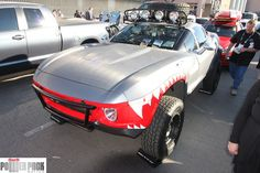The Rally Fighter at SEMA 2011