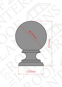 diameter ball finial by Just Roof Lanterns Roof Lantern, Lanterns, Ornaments, Mirror, Classic, Decor, Derby, Decoration, Mirrors