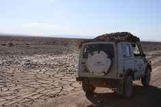 The Rusty Rhino, the car used by the Rusty Rhinos for the Mongol Rally 2007. A Suzuki SJ410 with a 1L engine that managed to carry us almost 8,500 miles (over 13,500 KM) from London, England to Ulan Bataar, Mongolia