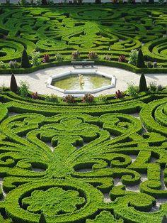 Het Loo Gardens are part of the Het Loo Palace grounds in Apeldoorn, Netherlands