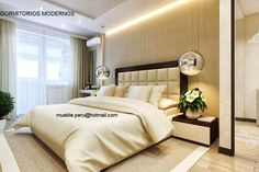 Small Bedrooms Use Space in a Big Way | Bedrooms, Spaces and Interiors