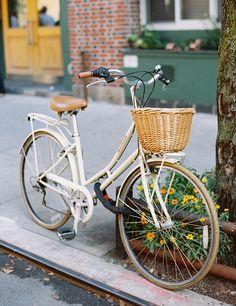 bicycle + basket//