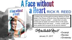 #ReleaseBlitz ? A Face Without A Heart by Rick R. Reed + Giveaway & Review