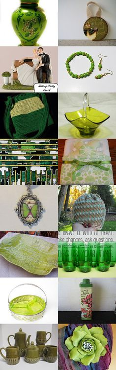 We are the Village Green Preservation Society by Amy Ryan on Etsy--Pinned with TreasuryPin.com