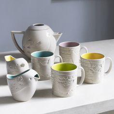 Woodland Teaware - Graham and Green