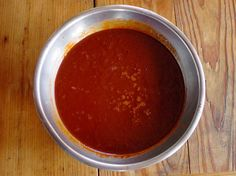new mexico red chile sauce