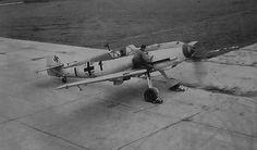 Messerschmitt Bf 109 E1 English Channel coast Summer 1940
