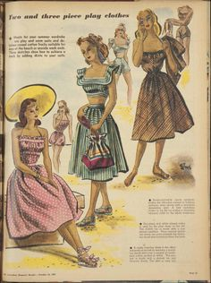 The Australian Women's Weekly - October and the furor over what to call it when it went to monthly publication! Vintage Fashion 1950s, Retro Fashion, Retro Vintage, Vintage Style, Women's Fashion, Fashion Styles, Vintage Princess, 20th Century Fashion, Vintage Dress Patterns
