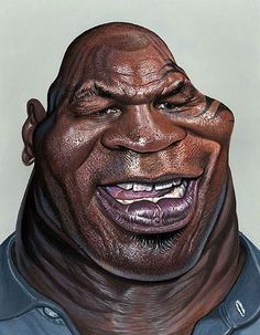 Mike Tyson by Marco Calcinaro