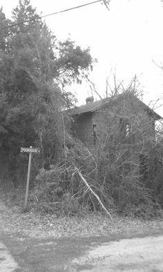 Poorhouse Lane  -E. Davis