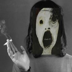 Image about black and white in Horror and more Horror by Creepy Images, Creepy Pictures, Creepy Art, Dark Pictures, Arte Horror, Horror Art, Art Sinistre, Macabre, Dark Art