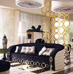 Fashionable Sofa 🇮🇹MadeInItaly   Order: ✍🏻dxb@superbiadomus.com